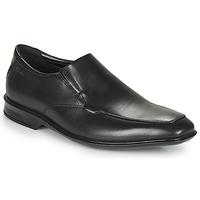Παπούτσια Άνδρας Derby Clarks BENSLEY STEP Black