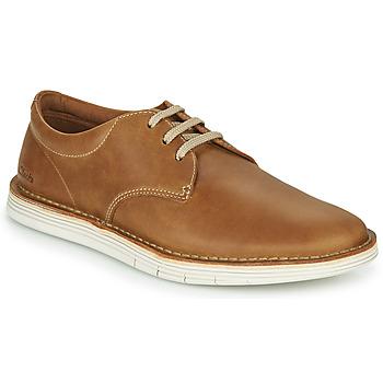 Παπούτσια Άνδρας Derby Clarks FORGE VIBE Brown