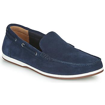 Παπούτσια Άνδρας Boat shoes Clarks MORVEN SUN Marine