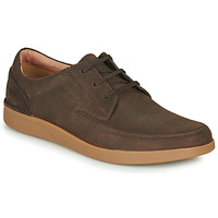 Παπούτσια Άνδρας Derby Clarks OAKLAND CRAFT Brown