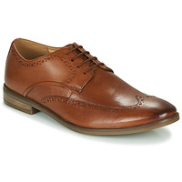 Παπούτσια Άνδρας Derby Clarks STANFORD LIMIT Brown
