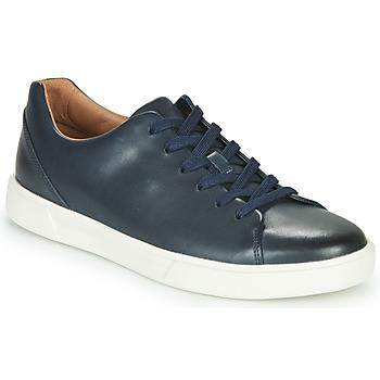 Παπούτσια Άνδρας Χαμηλά Sneakers Clarks UN COSTA LACE Marine