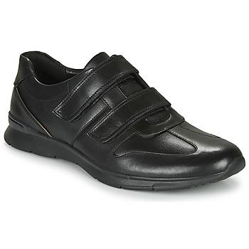 Παπούτσια Άνδρας Χαμηλά Sneakers Clarks UN TYNAMO TURN Black