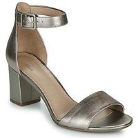 Παπούτσια Γυναίκα Σανδάλια / Πέδιλα Clarks DEVA MAE Silver
