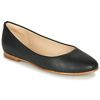 Παπούτσια Γυναίκα Μπαλαρίνες Clarks GRACE PIPER Black