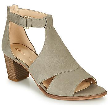 Παπούτσια Γυναίκα Σανδάλια / Πέδιλα Clarks KAYLIN60 GLAD Taupe