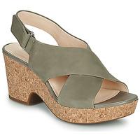 Παπούτσια Γυναίκα Σανδάλια / Πέδιλα Clarks MARITSA LARA Taupe
