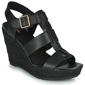 Παπούτσια Γυναίκα Σανδάλια / Πέδιλα Clarks MARITSA95 GLAD Black