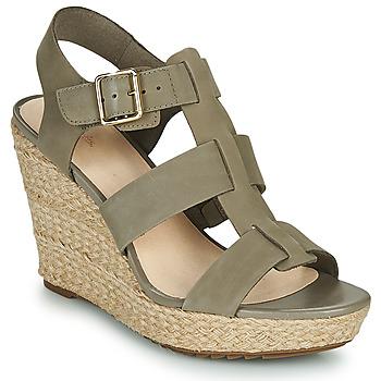 Παπούτσια Γυναίκα Σανδάλια / Πέδιλα Clarks MARITSA95 GLAD Kaki
