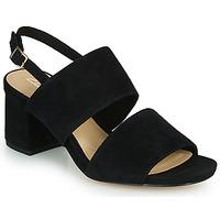 Παπούτσια Γυναίκα Σανδάλια / Πέδιλα Clarks SHEER55 SLING Black