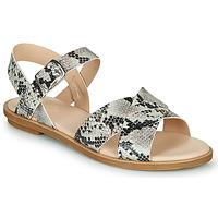 Παπούτσια Γυναίκα Σανδάλια / Πέδιλα Clarks WILLOW GILD Python