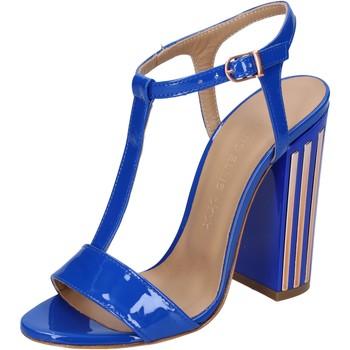 Παπούτσια Γυναίκα Σανδάλια / Πέδιλα Marc Ellis Σανδάλια BP27 Μπλε