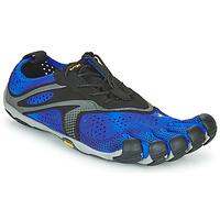 Παπούτσια Άνδρας Τρέξιμο Vibram Fivefingers V-RUN Black / Μπλέ