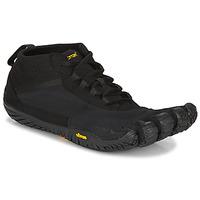Παπούτσια Άνδρας Πεζοπορίας Vibram Fivefingers V-TREK Black