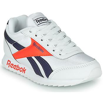 Παπούτσια Παιδί Χαμηλά Sneakers Reebok Classic REEBOK ROYAL CLJOG Grey / Μπλέ