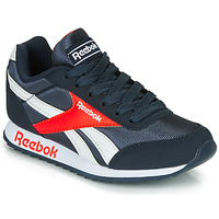 Παπούτσια Αγόρι Χαμηλά Sneakers Reebok Classic REEBOK ROYAL CLJOG Marine / Red