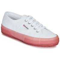 Παπούτσια Γυναίκα Χαμηλά Sneakers Superga 2750-JELLYGUM COTU Άσπρο