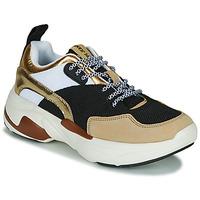 Παπούτσια Γυναίκα Χαμηλά Sneakers Pepe jeans SINYU US Black / Beige