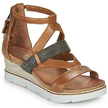Παπούτσια Γυναίκα Σανδάλια / Πέδιλα Mjus TAPASITA Camel