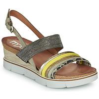 Παπούτσια Γυναίκα Σανδάλια / Πέδιλα Mjus TAPASITA Taupe