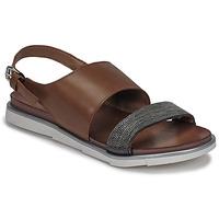 Παπούτσια Γυναίκα Σανδάλια / Πέδιλα Mjus CATANA Brown