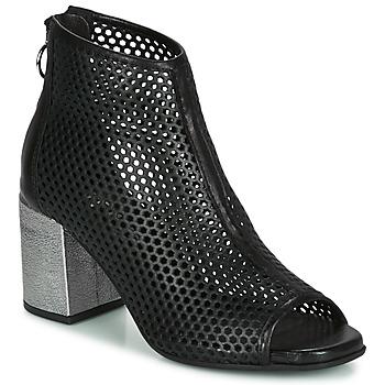 Παπούτσια Γυναίκα Μπότες Mjus MUSIC Black