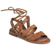 Παπούτσια Γυναίκα Σανδάλια / Πέδιλα Mjus GRAM LACE Camel