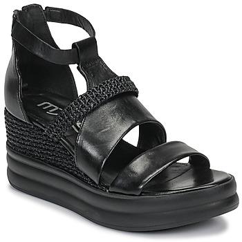 Παπούτσια Γυναίκα Σανδάλια / Πέδιλα Mjus BELLANERA Black