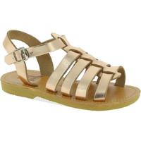 Παπούτσια Κορίτσι Σανδάλια / Πέδιλα Attica Sandals PERSEPHONE CALF GOLD-PINK oro