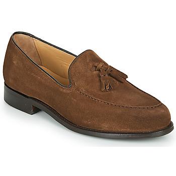 Παπούτσια Άνδρας Μοκασσίνια Barker Studland Brown