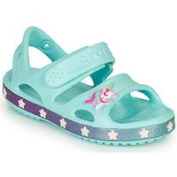 Παπούτσια Κορίτσι Σανδάλια / Πέδιλα Crocs FUNLAB UNICORN SANDAL Mπλε