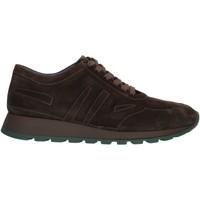 Παπούτσια Άνδρας Χαμηλά Sneakers Cristiano Gualtieri 403 Brown