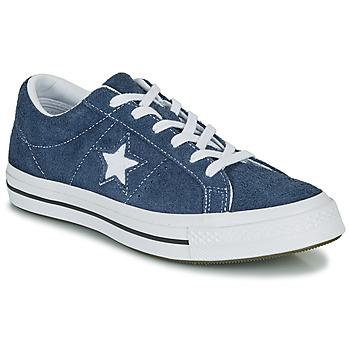 Παπούτσια Χαμηλά Sneakers Converse ONE STAR OG Μπλέ