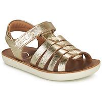 Παπούτσια Κορίτσι Σανδάλια / Πέδιλα Shoo Pom GOA SPART Gold