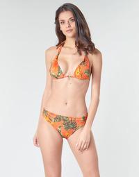 Υφασμάτινα Γυναίκα Μαγιό μόνο το πάνω ή κάτω μέρος Banana Moon NIKO BANANAS Orange