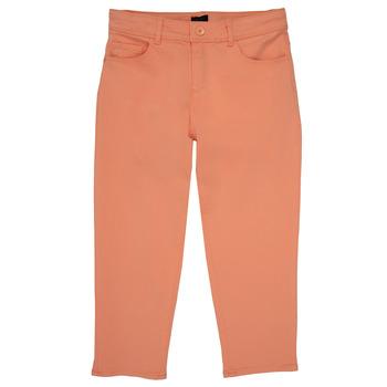 Υφασμάτινα Κορίτσι Παντελόνια Πεντάτσεπα Ikks NADEGE Orange