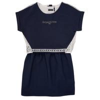 Υφασμάτινα Κορίτσι Κοντά Φορέματα Ikks NIEL Marine
