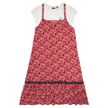 Υφασμάτινα Κορίτσι Κοντά Φορέματα Ikks DANIA Multicolour
