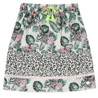 Υφασμάτινα Κορίτσι Φούστες Kaporal JANET Green