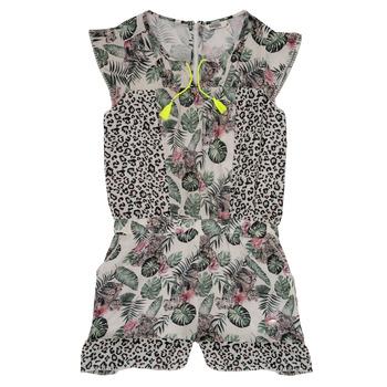 Υφασμάτινα Κορίτσι Ολόσωμες φόρμες / σαλοπέτες Kaporal JOCA Green