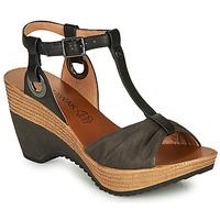 Παπούτσια Γυναίκα Σανδάλια / Πέδιλα Chattawak JENNY Black