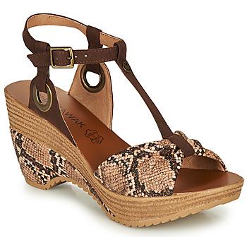 Παπούτσια Γυναίκα Σανδάλια / Πέδιλα Chattawak JENNY Python