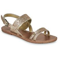 Παπούτσια Γυναίκα Σανδάλια / Πέδιλα Chattawak MONIA Gold
