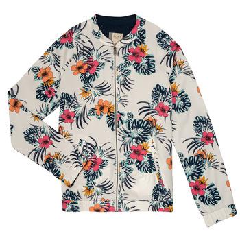 Υφασμάτινα Κορίτσι Σακάκι / Blazers Roxy LIKE I DO Multicolore