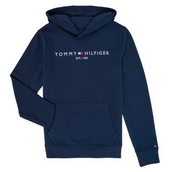 Υφασμάτινα Αγόρι Φούτερ Tommy Hilfiger KB0KB05673 Marine