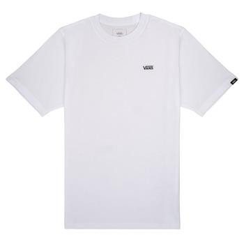 Υφασμάτινα Αγόρι T-shirt με κοντά μανίκια Vans BY LEFT CHEST Άσπρο
