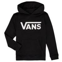 Υφασμάτινα Αγόρι Φούτερ Vans BY VANS CLASSIC HOODIE Black