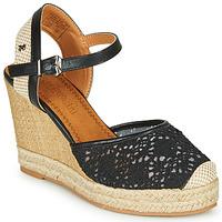 Παπούτσια Γυναίκα Σανδάλια / Πέδιλα Refresh LARENA Black