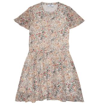 Υφασμάτινα Κορίτσι Κοντά Φορέματα Le Temps des Cerises JUNO Multicolore