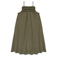 Υφασμάτινα Κορίτσι Κοντά Φορέματα Le Temps des Cerises BIJA Kaki